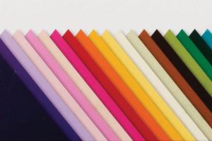 Едноцветни картони (заготовки за картички)
