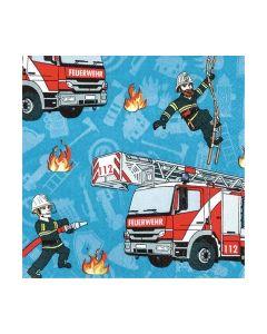 Салфетка (SN0138) 33х33, Fire Fighter