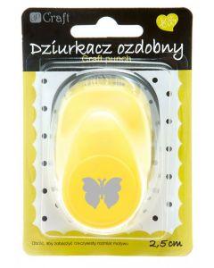 Перфоратор (пънч) 2,5 см - Пеперуда 2 (JCDZ-110-238)