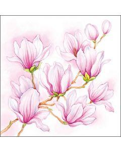 Салфетка (SN0173) 33x33, Nice Magnolia