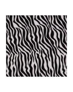 Салфетка (SN0682) 33x33, Zebra Pattern