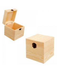 Кутия / квадрат / Размер на кутия - 12 см. х 12 см. х 12 см.