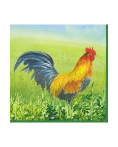 Салфетка (SN0803) 33x33, Proud Rooster