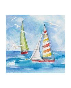 Салфетка (SN0858) 33x33, Sailing