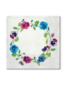 Салфетка (SN0863) 33х33, Pancy Wreath