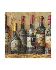 Салфетка (SN0920) 33x33, Best Wines