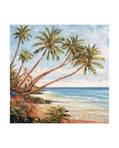 Салфетка (SN0926) 33x33, Palm Beach