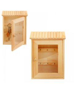 Кутия за ключове. Размер на кутия - 23 см. х 16 см. х 5 см.