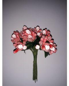 Захарни тичинки за декорация - Корал
