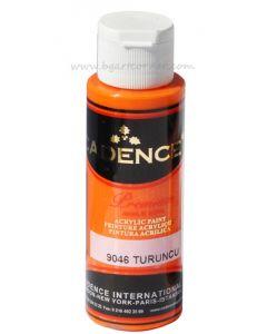 Cadence - Акрилна боя (9046) 70 мл, Captive Orange