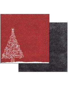 Stamperia - Дизайнерски скрапбукинг картон 30,5 x 30,5 см (sbb477)