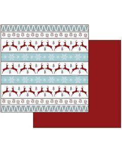 Stamperia - Дизайнерски скрапбукинг картон 30,5 x 30,5 см (sbb481)
