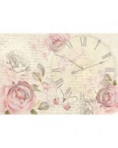 Stamperia - Оризова хартия за декупаж (DFS349), 48x33, Рози