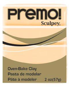 """Полимерна глина """"Premo!"""" от Sculpey (5093) Ecru"""