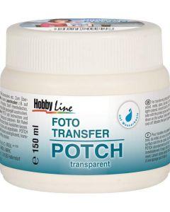 Foto Transfer Potch 150 ml - Трансферен медиум, прозрачен (49951)