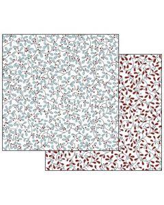 Stamperia - Дизайнерски скрапбукинг картон 30,5 x 30,5 см (sbb479)